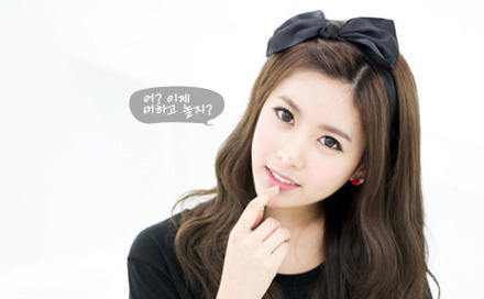 Qri is definitely pretty (at least to me). I find her especially